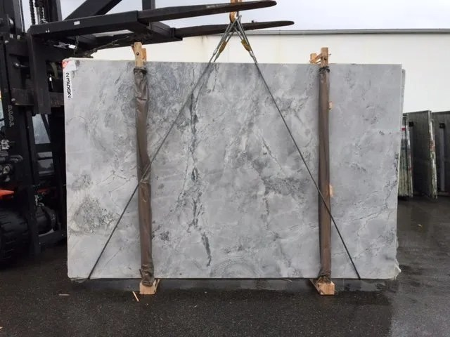 Superieur Dolomite White Polished Dolomite Slab