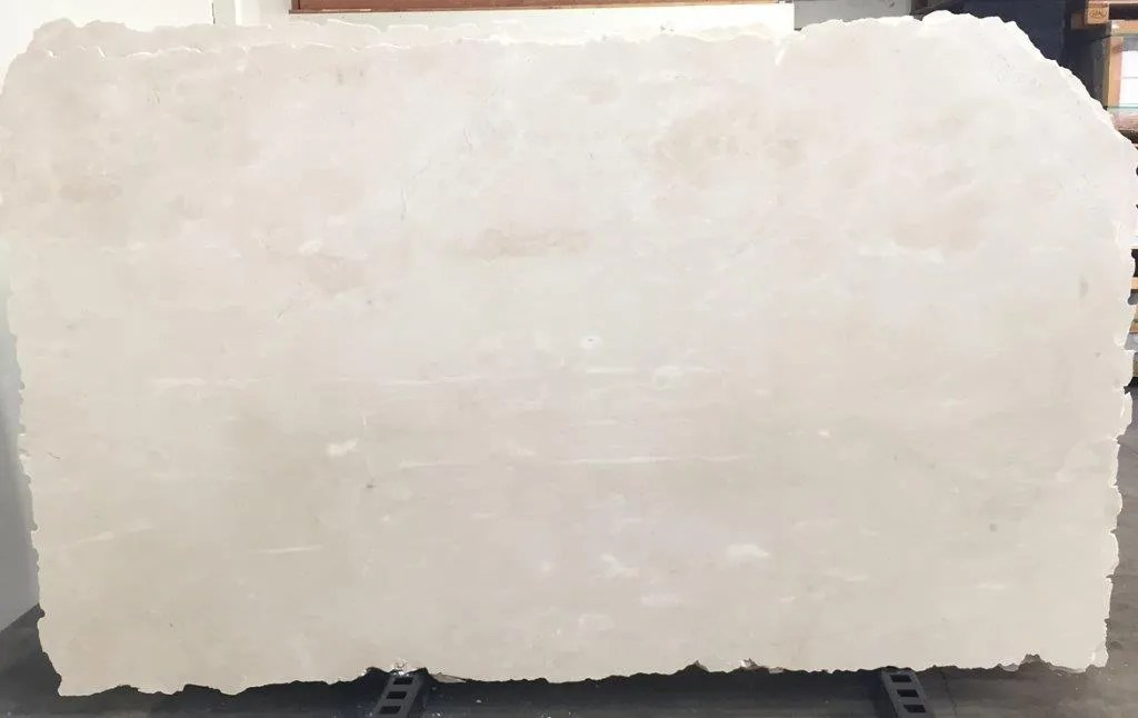 Crema Marfil Ivory Polished Marble Slab Trendy Surfaces