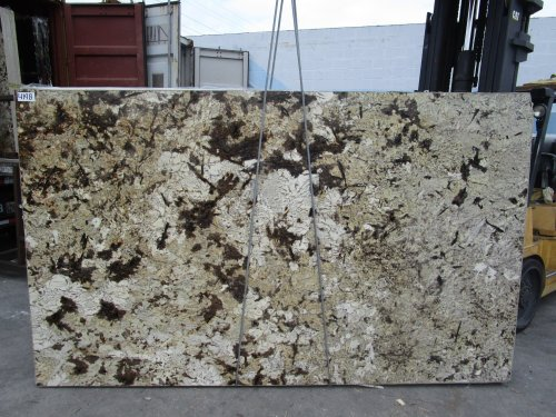 Copenhagen Polished Granite Slab