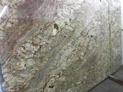 Typhoon Bordeaux Polished Granite Slab