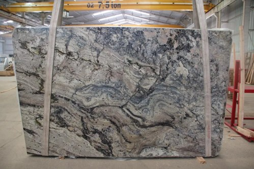 Azurite Polished  Granite Slab