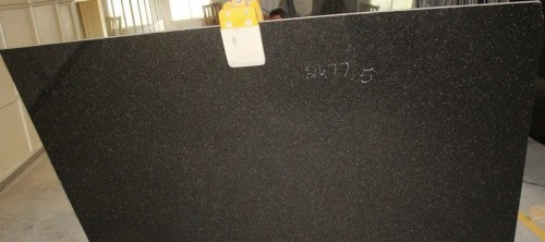Black Galaxy Polished  Granite Slab