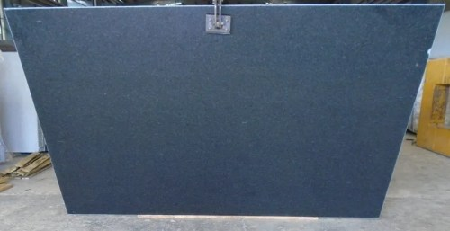 Black Pearl Leather Granite Slab