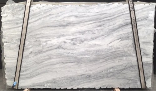 Laguna Grey Polished Marble Slab