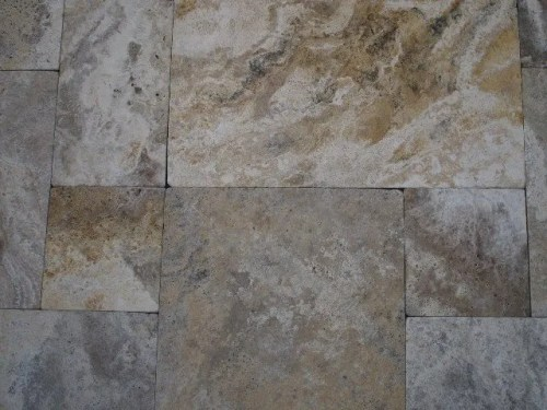 TS201003 INCA BLEND TRAVERTINE TILE