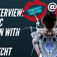 High Tech Meets High Fashion with Anouk Wipprecht's Wearable Robots - 360 Video Interview