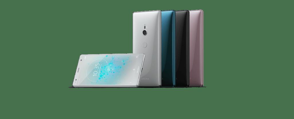 Trendy Techz sony Xperia XZ2 smartphone