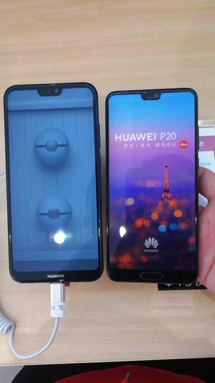 Trendy Techz Huawei P20 Dummy Unit