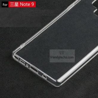 Trendy Techz Samsung Galaxy Note9 TPU (6)