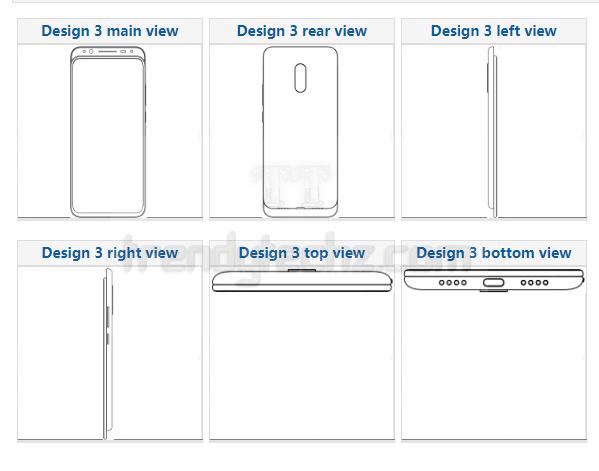Trendy Techz Xiaomi Mi Mix 3 Design 3-1