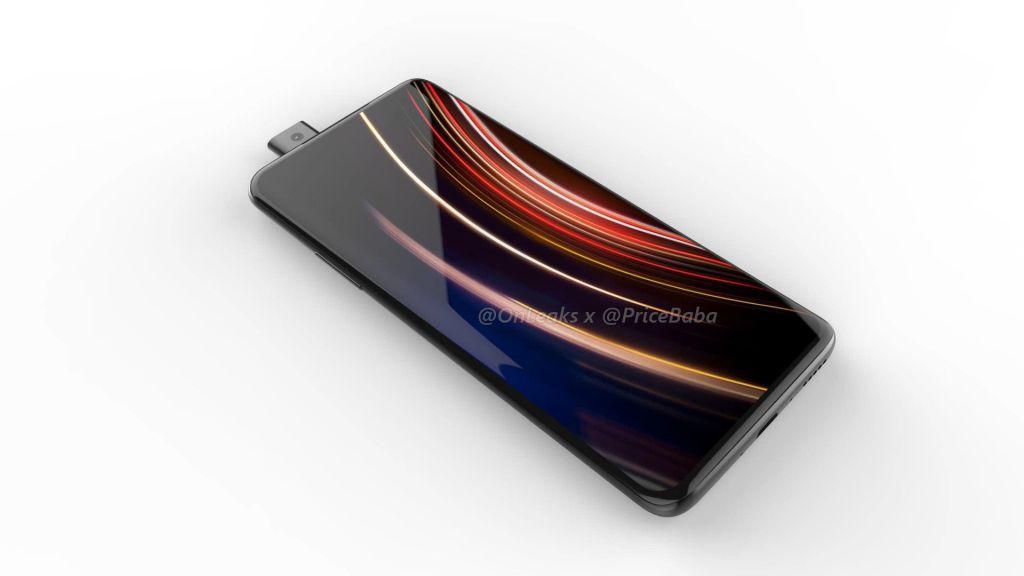 Trendy Techz OnePlus 7 leaked image(Onleaks x Pricebaba)