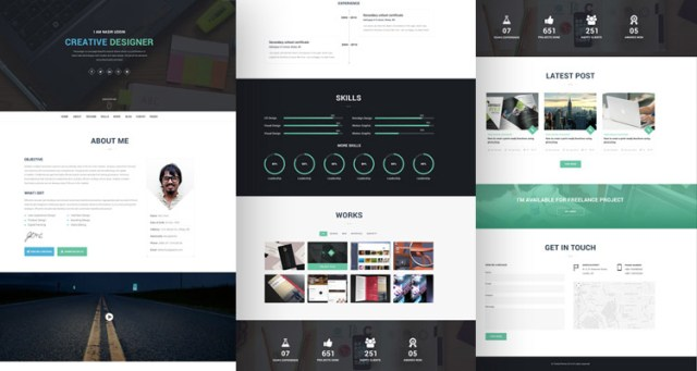 imx-free-html-template