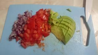 tartar salmón vegana vegano receta ingredientes fácil rápida sencilla sana económica express blog de moda alimentación vida sana 6