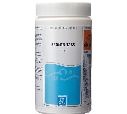 Bromine Tabletter 1kg