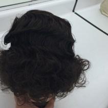 1930's hair