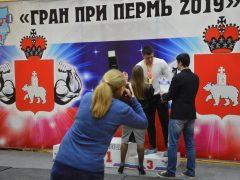 Награждение Гран При Пермь 2019