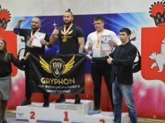 3 место на соревнованиях Гран При Пермь 2019