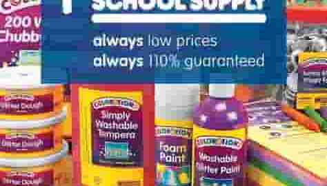 Discount School Supply-School Supplies, Arts and Crafts
