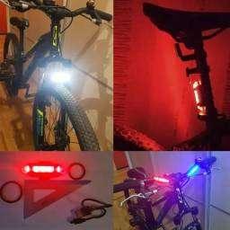 lanterna traseira de bicicleta bike