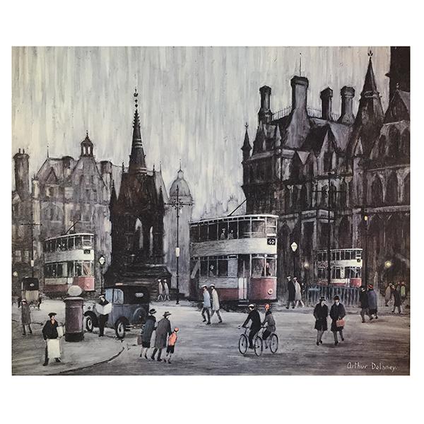 Big-Albery-Arthur-Delaney-Trent-Art