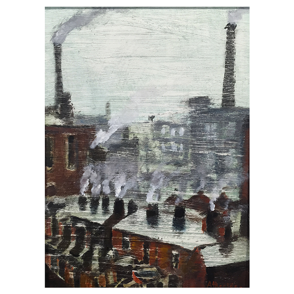 William Atherton Paintings One Piece Of Washing Trent Art