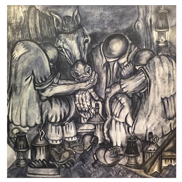 The-Pit-Pony-Nicholas-Evans-Trent-Art