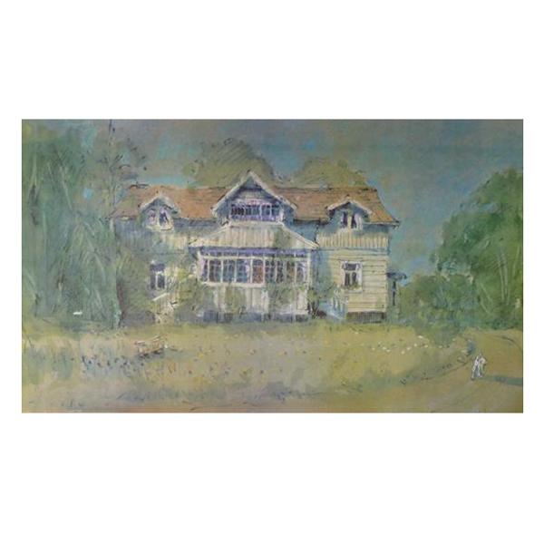 The-Swedish-House-Harold-Riley-Trent-Art