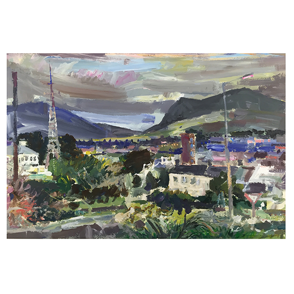View-From-Bron-Eryri-William-Selwyn-Trent-Art