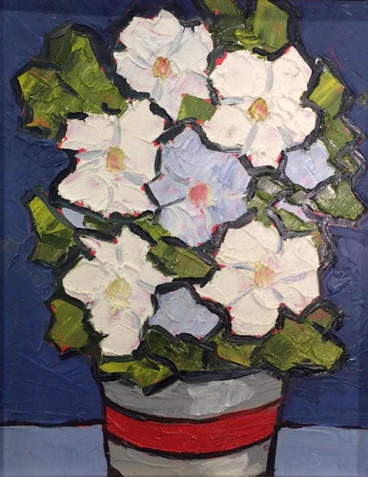 Still Life of Flowers, David Barnes