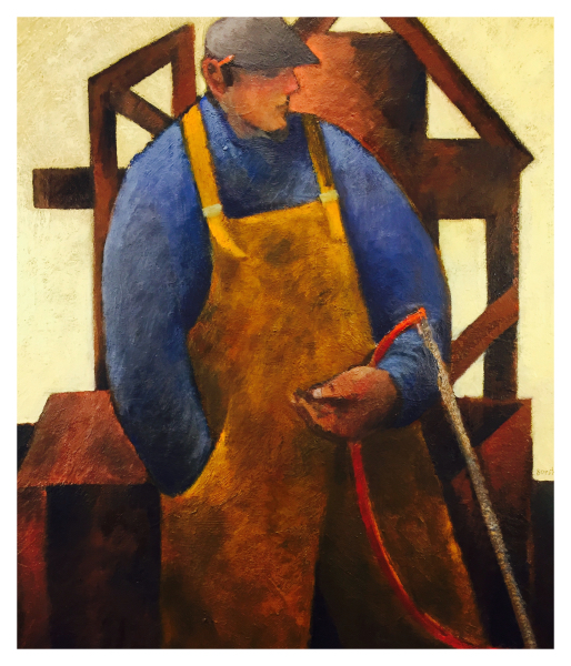 The Joiner Jiri Borsky Trent Art