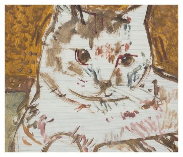 Tabby Cat, Ruskin Spear
