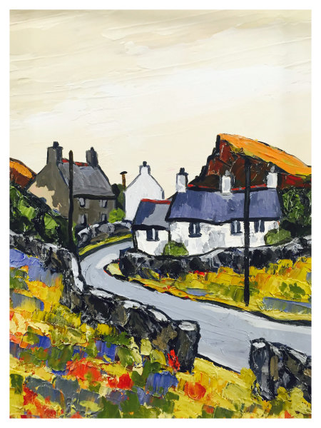Near Aber, DAvid Barnes
