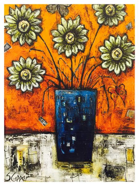 Daisies, Steve Capper