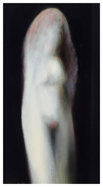 White Nude, Jack Simcock