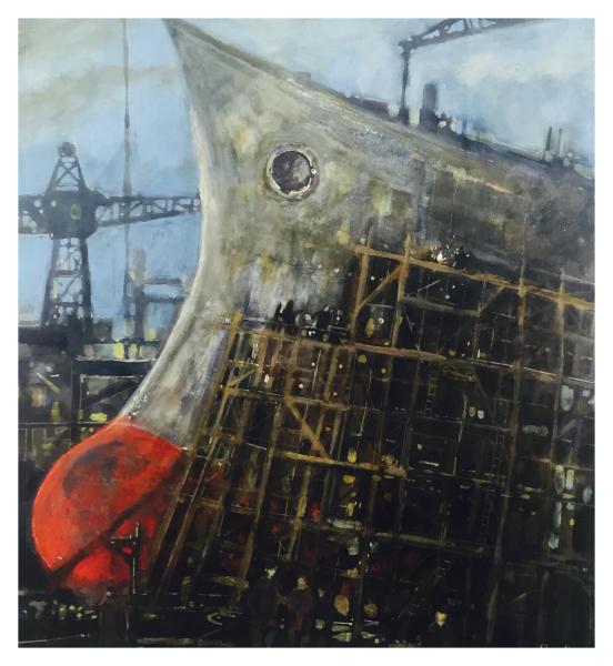 Ship Building, David Bez