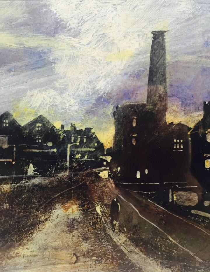 Industrial Dawn, David Bez