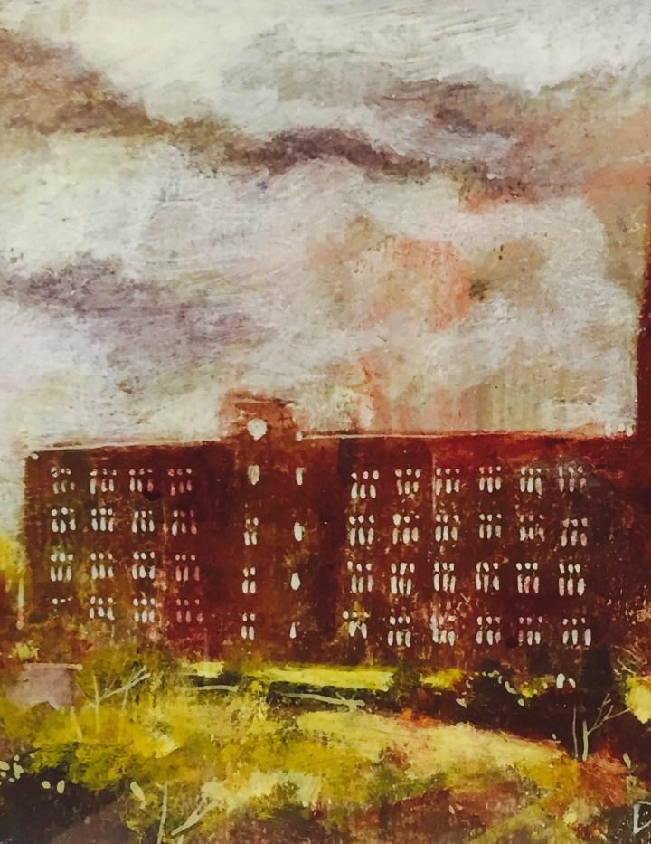 The Mill, David Bez