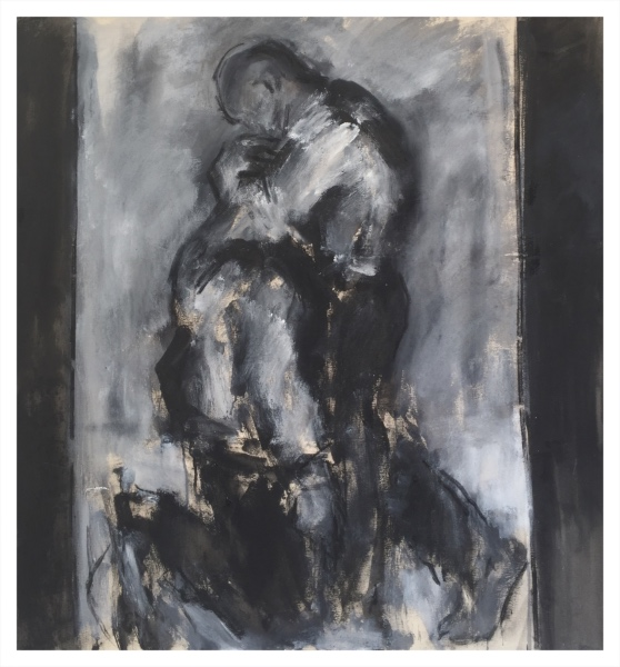 Study For The Return Of The Prodigal Son, Ghislaine Howard