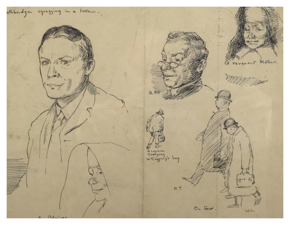 6 Studies from County Kerry, John Currie