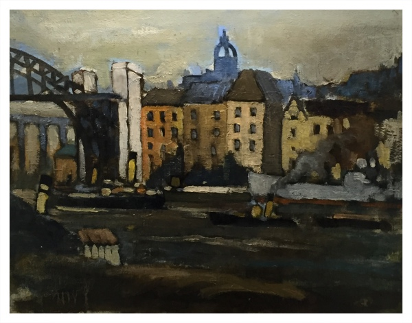 Newcastle upon Tyne, Donald McIntyre