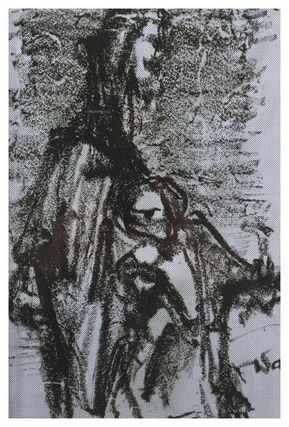 Abstract Drawing II, Tadeusz Was