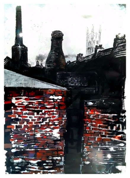 Sun Street, Hanley, Ian Pearsall