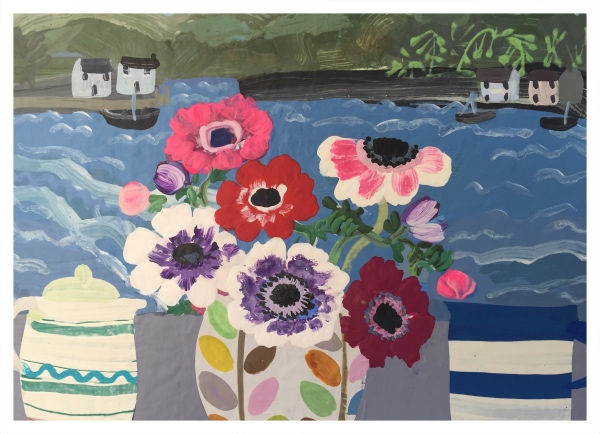 Mixed Anemones, Emma Williams