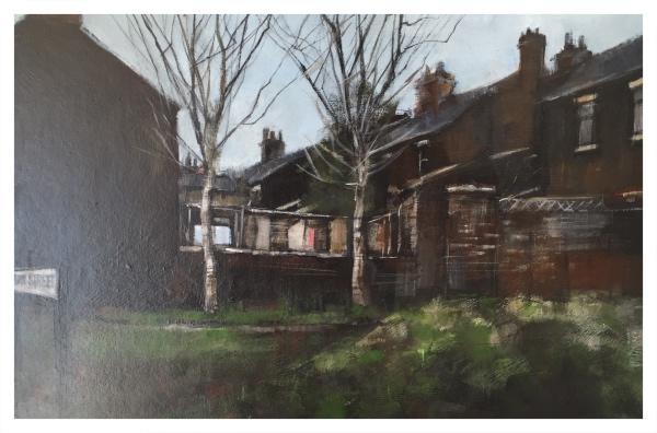 End Terrace Middleport, David Brammeld