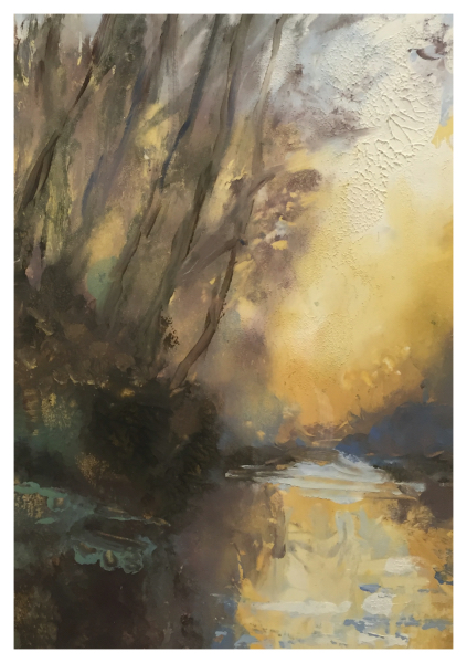 Halliday, Colin (1964 – ) Chee Dale - Trent Art