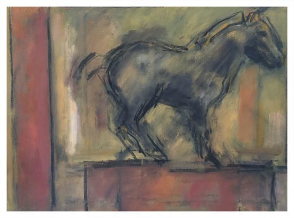 Ochre Horse, Ghislaine Howard