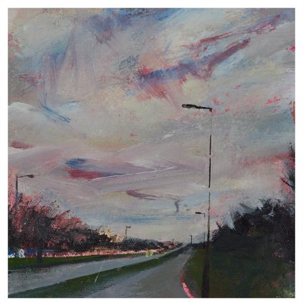 Bhatt, Akash (1972 - ) 7 Mile - Trent Art