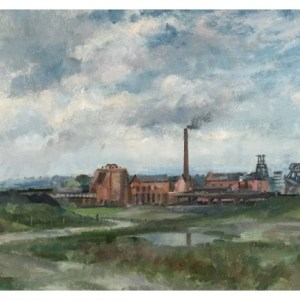 Taylor, Ivan (1946 – ) Chatterley Whitfield Colliery
