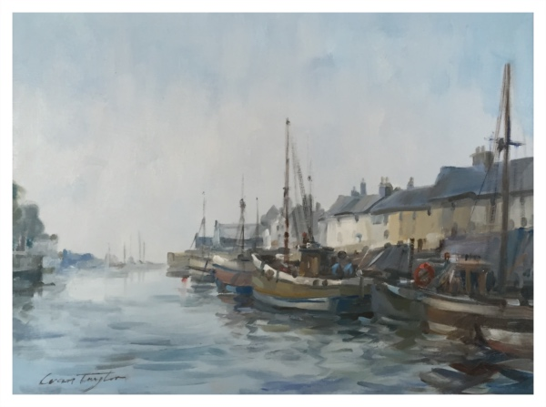 Taylor, Ivan (1946 – ) Seahouses, Northumberland - Trent Art