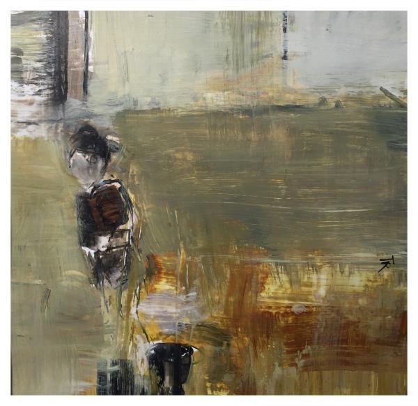 Tonie Rigby - Space (Trent Art)
